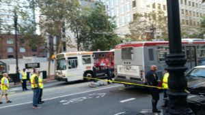 San Francisco Muni Accident Personal Injury Lawyer